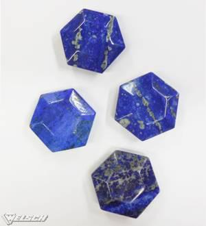 Feenstein Lapis Hexagon 30 mm